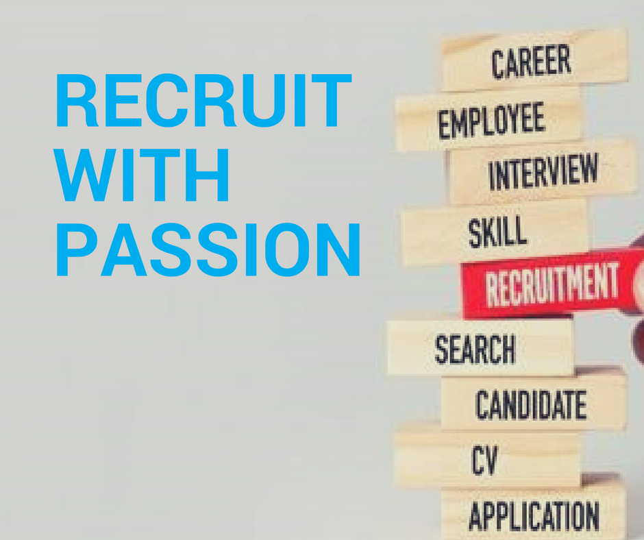 recruit with passion