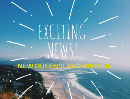 Exciting News – NEW Queensland Branch