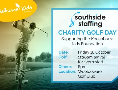 Charity Golf Day – Supporting the Kookaburra Kids Foundation