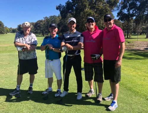 Australian Kookaburra Kids Foundation Charity Golf Day and Dinner